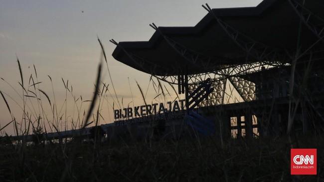 Mulai 1 Juli 2019, seluruh penerbangan domestik dari dan ke Bandara Internasional Husein Sastranegara di Bandung akan beralih ke Bandara Internasional Jawa Barat, di Kertajati, Majalengka. (CNNIndonesia/Adhi Wicaksono)
