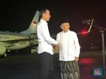 Sah Jadi Presiden Dua Periode, Ini Pidato Lengkap Jokowi