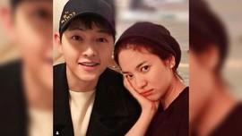 Momen-momen Kebersamaan Song Joong Ki-Song Hye Kyo