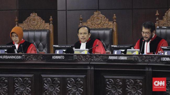 Alasan Hakim MK Tolak Gugatan UU KPK