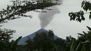 Gunung Api di Papua Nugini Erupsi, Penduduk Kembali Mengungsi