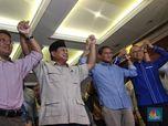 Sah! Prabowo Bubarkan Koalisi Parpol Pendukung Prabowo-Sandi