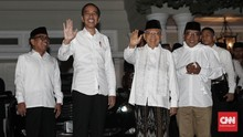 Polisi Larang Demo Sampai Pelantikan Jokowi-Ma'ruf 20 Oktober