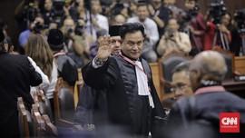 Yusril Yakin MA Kembali Tolak Kasasi Pilpres Prabowo-Sandi