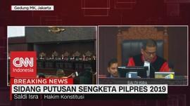 MK Tolak Eksepsi KPU-Tim Jokowi yang Protes Berkas Baru
