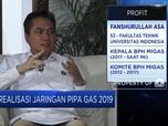 BPH Migas Genjot Pembangunan Jaringan Gas Nasional