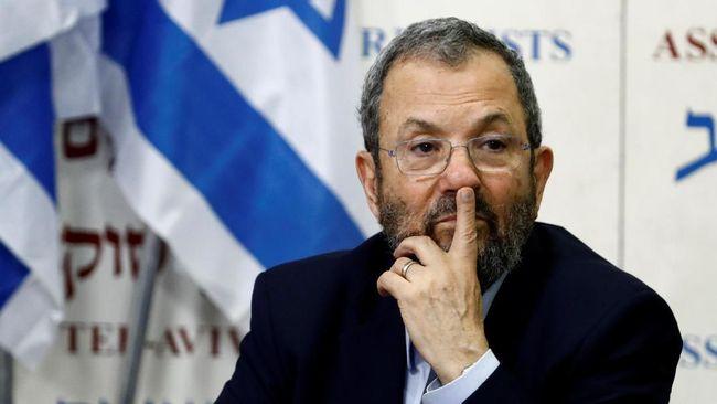 Ehud Barak Kembali Berpolitik dan Berniat Kalahkan Netanyahu