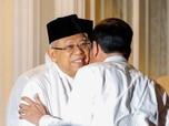 Ssst.. Ada Bocoran Soal Calon Menteri Jokowi dari Ma'ruf Amin