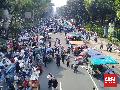 Usai Salat Ashar, Massa Aksi Kawal MK Mulai Bubarkan Diri
