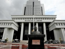 Tok! MA Tolak Gugatan Prabowo atas Bawaslu