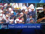 Ada Demo, Pedagang Raih Cuan Dari Sidang MK