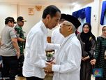 Apa Kata Ma'ruf Amin Soal Menteri Muda Jokowi?