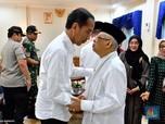 Hari Ini KPU Tetapkan Jokowi-Ma'ruf Presiden-Wapres Terpilih