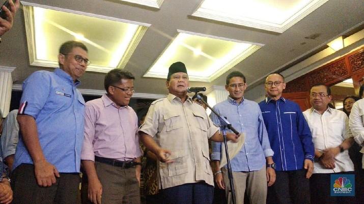 Prabowo tak Beri Ucapan Selamat kepada Jokowi, So What?