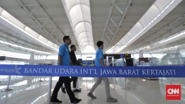 Sejak resmi beroperasi Mei 2018 lalu, Bandara Kertajati dinilai sepi penumpang. Sepanjang tahun lalu, jumlah penumpang yang dilayani hanya 35 ribu orang. (CNNIndonesia/Adhi Wicaksono).