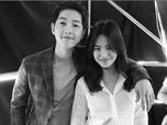 Patah Hati Sedunia, Song Joong Ki Gugat Cerai Song Hye Kyo