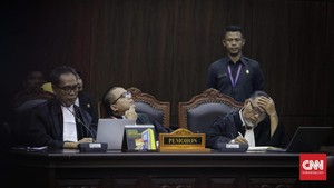 MK Tolak Klaim Kemenangan 52 Persen Prabowo-Sandi