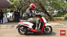 Impresi Honda Genio: Kikuk untuk 'Rider' Tinggi Badan 184 cm