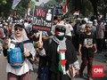 Polisi Minta Massa di MK Bubarkan Diri Usai Pukul 18.00 WIB