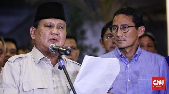 Kuasa Hukum Prabowo-Sandi Luruskan soal Kasasi ke MA
