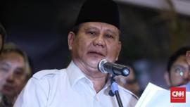 Prabowo Bahas Sikap Politik di Rapat Dewan Pembina Gerindra