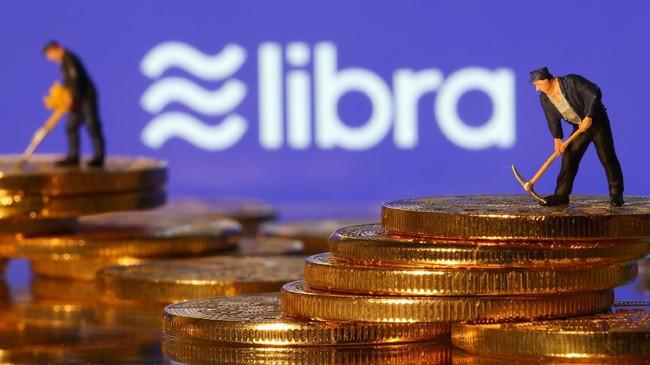 Prancis dan Jerman Tolak Uang Kripto Facebook