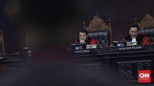 Sidang Putusan MK Kurang Menarik Perhatian di Media Sosial
