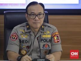 Polri: Lembaga Pelanggar HAM Terbanyak di Dunia Pasti Polisi