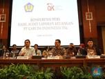 Kemenkeu & OJK Beri Sanksi ke Garuda Indonesia