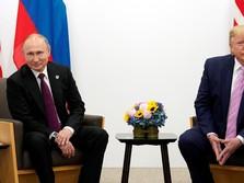 Bertemu Putin di G20, Trump: Jangan Ikut Campur Pemilu AS