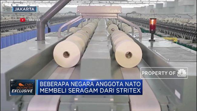 SRIL 65% Produk Sritex Masuk Pasar Ekspor