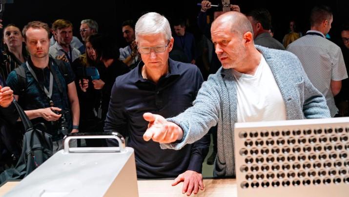 Begini Desain Ikonik & Futuristik Apple dari Tahun ke Tahun