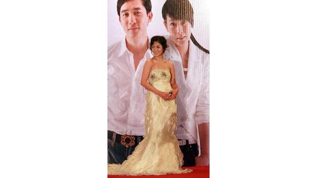 Song Hye Kyo dikenal sebagai sosok idola perempuan yang cantik, awet muda, dan juga fashionable di Korea Selatan. (SAMANTHA SIN / AFP)