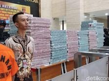 Mantan Bos PLN Nur Pamudji Ditahan, Ada Tumpukan Uang Rp173 M