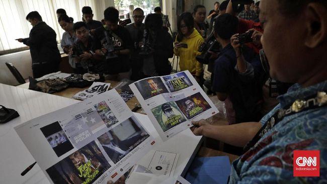 Dua Penyebar Video Hoaks Satpam Terpapar Corona Ditangkap