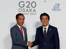 Di Balik 1 Menit Jokowi-Abe: Patah Hati Gegara Masela di KPK