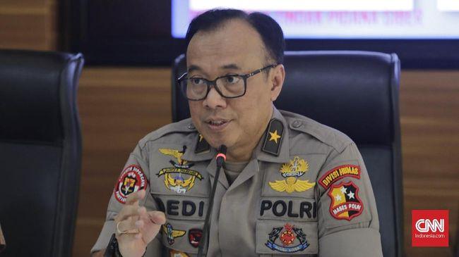 Terlibat Penganiayaan di 22 Mei, 10 Polisi Ditahan 21 Hari