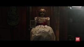 VIDEO: 'Annabelle 3' Bakal Hantui 'Toy Story 4' di Box Office