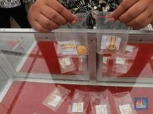 Emas Antam Rekor, Harga Emas Pegadaian Hari Ini Rp 975.000