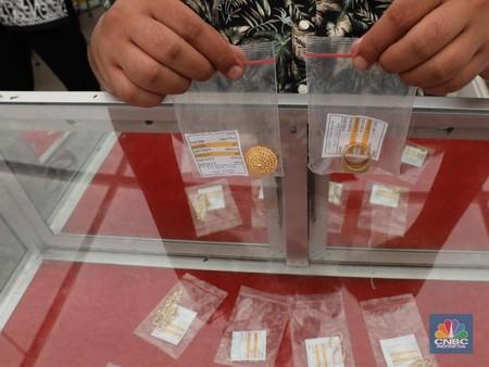 Emas Antam Rekor Harga Emas Pegadaian Hari Ini Rp 975 000