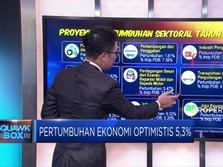 Optimisme Ekonomi Di Tengah Perang Dagang
