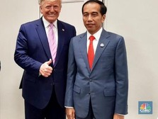 Di Balik Perbincangan Telepon Jokowi & Trump Perangi Covid-19