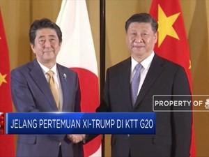 Begini Kondisi Jelang Pertemuan Xi-Trump di KTT G20