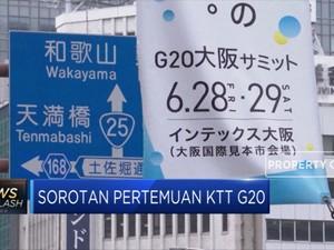 Sorotan Pertemuan KTT G20