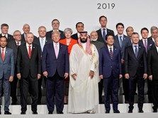 Tiba di Jepang, Jokowi Bawa Isu Ekonomi Digital ke KTT G20