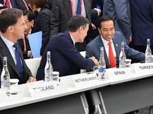 IHSG Menguat Kala Bursa Asia Jatuh, Terima Kasih Pak Jokowi!