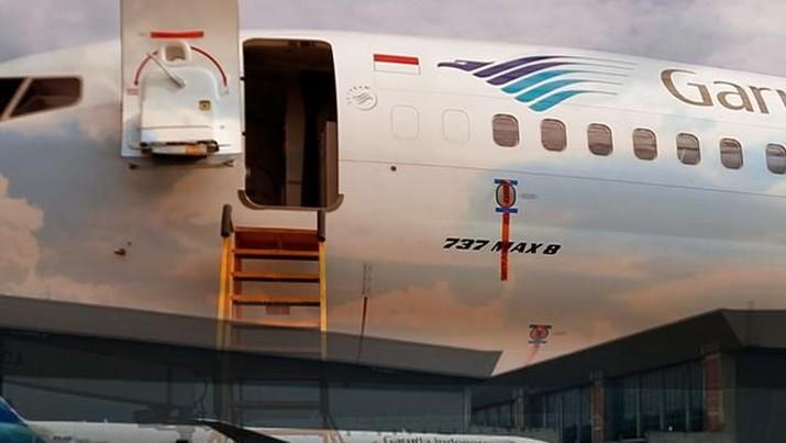 PT Garuda Indonesia Tbk (GIAA) akhirnya mencatatkan laba bersih.