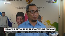 VIDEO: TKN Masih Usahakan Rekonsiliasi dengan Kubu Prabowo