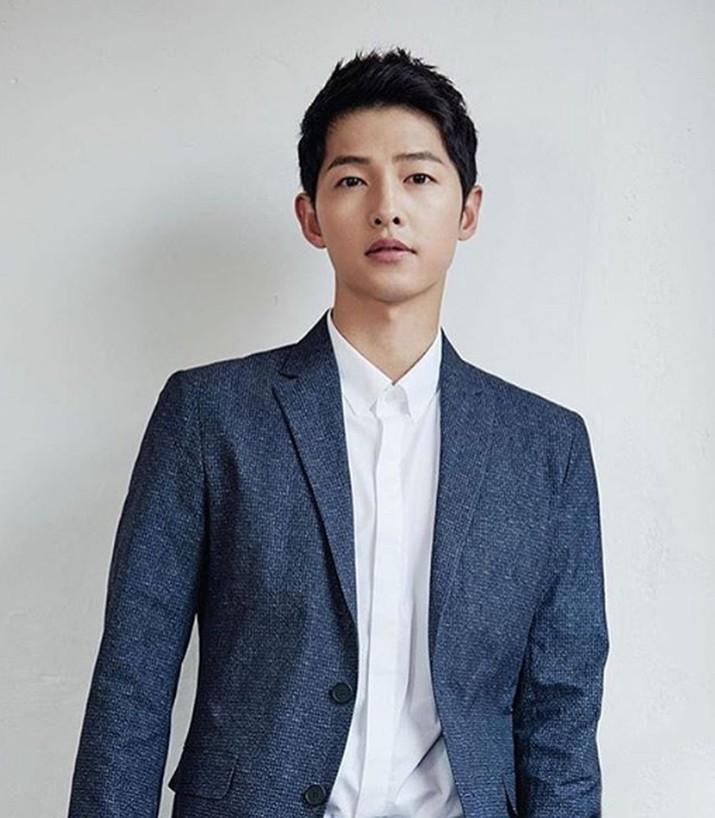 Song Joong Ki (Instagram/@songjoongkionly)