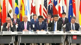 VIDEO: Trump dan Xi Jinping Bawa Isu 5G ke Meja KTT G20